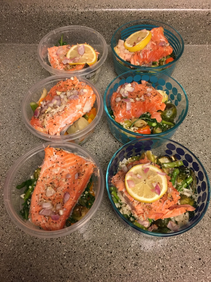 Tips on MealPrepping